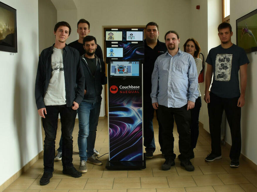 Companies incubated at TICM develop digital kiosk that gets presented in Munich